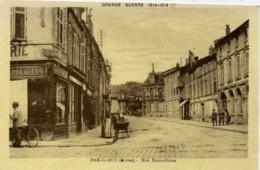55 -  BAR-le-DUC- Rue Notre-Dame Animée- - Bar Le Duc