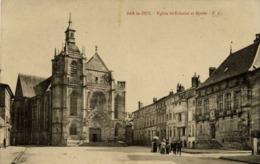 55 BAR-LE-DUC - Eglise Saint-Etienne Et Musée - Bar Le Duc