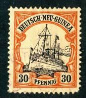 (1086)  New Guinea 1900  Mi.12  Used ~ (michel €25,00) - Colonie: Nouvelle Guinée
