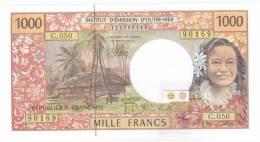 Polynésie Française / Tahiti - 1000 FCFP / C.050 / 2013 / Signatures: De Seze-Noyer-Besse - Neuf / Jamais Circulé - Papeete (Polynésie Française 1914-1985)