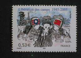 3781 Libération Des Camps (2005) Neuf** - France
