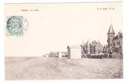 CAYEUX-SUR-MER _ La Plage _ Cabines - Cayeux Sur Mer