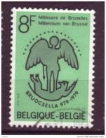 Belgique, Belgium, Bruxelles, Ange, Dragon, St-Michel, Angel, Religion - Christianisme