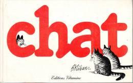 Chat Par Kliban Ed Vitamine - Humour
