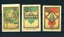 ROMA ANNO SANTO 1925 - Erinnofilia