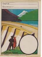 Houille Blanche  Serie Provinces  Le Dauphiné  Création Noversal Lyin Villeurbanne - Book Covers