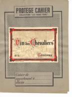 Collection Les Bons Vins - Vin Des Chevaliers Généreux - Protège-cahiers