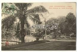 COCHINCHINE - SAIGON - N° 1428 - PONT RUSTIQUE AU JARDIN BOTANIQUE - Vietnam