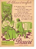 Apéritif Naturel Dauré  Le Laboureur Et Ses Enfants - Protège-cahiers