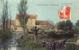 CHAUDENAY Le Moulin - France
