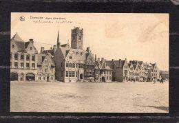 39347   Belgio,  Dixmuide -  Markt (Noordkant),  NV(scritta) - Diksmuide