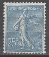Semeuse N° 132d (Impression Recto-verso) Neuf * Gomme D'Origine  TTB - Curiosités: 1921-30 Neufs