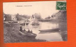 1 Cpa 47 Damazan Bassin Du Canal - Damazan