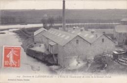 Cpa-29-Landerneau-usine De Blanchiment De Coton-edi Artaud & Nozais N°107 - Landerneau