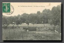 21936 ESSAROIS LE VAL DES CHOUES LE PARC Prés De Chatillon (scan Recto-verso) FRCR00038P - Chatillon Sur Seine