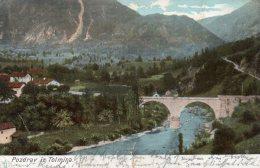 Pozdrav Iz Tolmina 1900 Postcard - Slovenia
