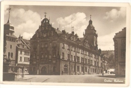 4220/A - GOTHA (GERMANIA) - Rathaus - Deutschland