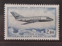K 018 ++ FRANCE 1965 POSTE ARIENNE AIRMAIL AIRPLANE AVIATION LUCHTVAART VLIEGTUIG   MNH NEUF ** - Posta Aerea