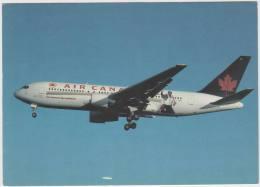 BOEING 767-233 (ER) - London -  'Air  Canada'  -Transport - 1946-....: Moderne