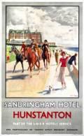 @@@ MAGNET - Sandringham Hotel, Hunstanton - Publicitaires