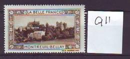 TIMBRE. VIGNETTE. BELLE FRANCE. LOIRE.............MONTREUIL BELLAY - Tourisme (Vignettes)