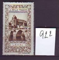 TIMBRE. VIGNETTE. BELLE FRANCE. LOIRE.............LAVAL - Tourisme (Vignettes)