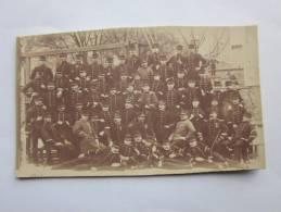 PHOTOGRAPHIE DIETRICH - REGIMENT  VOIR PHOTOS - Guerra, Militares