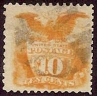 USA 1869 - Yvert #33 - VFU - Usati