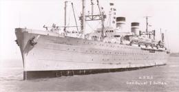 U.S.N.S. General Daniel I. Sultan (HV) Truppentransporter - Schiffe