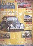Rétro Passion N°129 (volwagen 1200 Slit Window De 1950) - Littérature & DVD