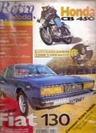 Rétro Hebdo N°37 (coupé Fiat 130) - Littérature & DVD