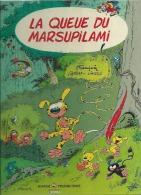 """LE MARSUPILAMI  """" LA QUEUE DU MARSUPILAMI """" -  BATEM / GREG / FRANQUIN -  E.O.  OCTOBRE 1987  MARSU PRODUCTIONS - Marsupilami"""