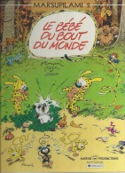 "LE MARSUPILAMI  "" LE BEBE DU BOUT DU MONDE "" -  BATEM / GREG / FRANQUIN -  E.O.  JUIN 1988  MARSU PRODUCTIONS - Marsupilami"