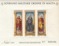 Orden De Malta Hb Oxido En La Goma - Malta (la Orden De)