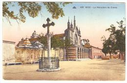 NICE   -----   Le  Monastère  De  Cimiez - Monumenten, Gebouwen