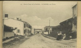 ST  XANDRE  VERS L ECOLE 1915 - France
