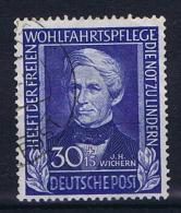 Germany, Bundespost: Mi Nr 120 Used