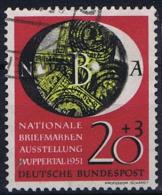 Germany, Bundespost: Mi Nr 142 , 1951 Used