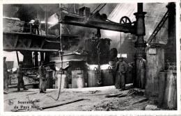 BELGIQUE - HAINAUT - CHARLEROI - Souvenir Du Pays-Noir. - Mines