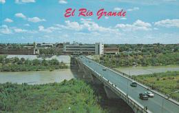 Scenic Greetings From El Rio Grande,  Mexico,   40-60s - Mexico