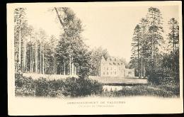 50 VALOGNES / Château De L'Hermitage / - Valognes