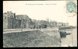 80 SAINT VALERY SUR SOMME / Vue Sur Le Port / Collection Fernand Poidevin, Photo, édit Trouvé Au Bazar  St Martin ... - Saint Valery Sur Somme
