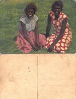 Australia, Aborigines, Aboriginal Girls 00355 - Aborigènes