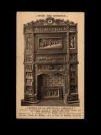 35 - CANCALE - Musée Abbé Quémerais - L'Epopée De La Délivrance Nationale - Cheminée Monumentale - Cancale