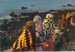 CP.   COMORES.  GRANDE  COMORE.  FEMMES  VOILEES - Comores
