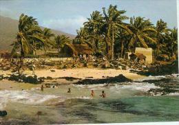 CP.   COMORES.  GRANDE  COMORE.  VILLAGE   D´ICONI - Comores