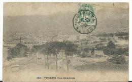 R :  Var : TOULON  :  Vue - Toulon