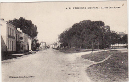 PODENSAC - Allées Des Ayres - Francia