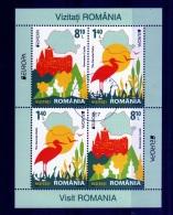 HB RUMANIA / ROMANIA / ROUMANIE  Año 2012  Yvert Nr.  Usada  Europa CEPT - 1948-.... Repúblicas