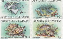 St. Vincent Grenadines-1984 Marine Life MNH - Marine Life